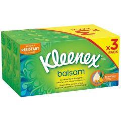 קלינקס בלסאם מארז שלישייה 72 יחידות - Kleenex