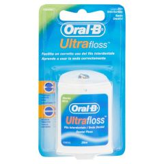 אורל בי חוט דנטלי ULTRA FLOSS Oral B