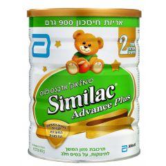 תרכובת מזון סימילאק אדבנס פלוס שלב Similac Advance Plus Stage 2