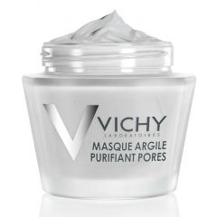 מסכת חימר מטהרת VICHY PORE PURIFYING CLAY MASK