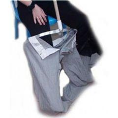 מקל מלביש מכנסיים