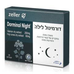 דורמינול לילה