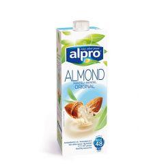 אלפרו משקה שקדים 1 ליטר alpro