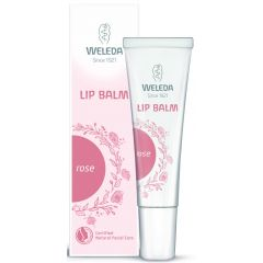 שפתון להגנת השפתיים WELEDA LIP BALM rose