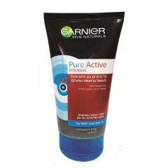ג'ל גרגירים עם פחם פעיל Garnier Pure Active Intensive