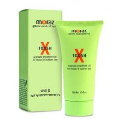 תוש ג'ל טבעי להרחקת יתושים- מורז-X