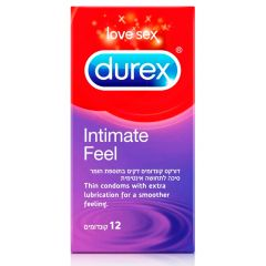קונדום Durex Intemate Feel