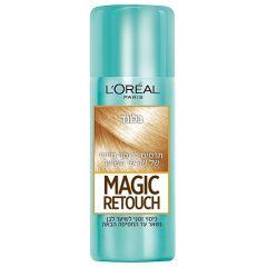 תרסיס צבע לכיסוי שורשי השיער גוון בלונד L'Oreal Magic Retouch