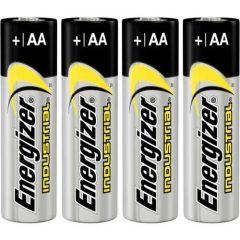סוללות תעשייתיות AA - מארז רביעייה - ENERGIZER