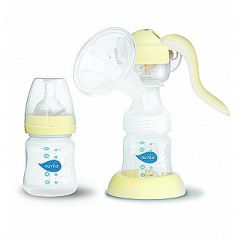 משאבת חלב ידנית nuvita twist