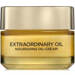 קרם הזנה בתוספת שמנים L'OREAL EXTRAORDINARY OIL