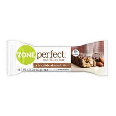 חטיף חלבון בטעם שוקולד שקדים צימוקים ZONE perfect