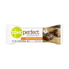 חטיף חלבון בטעם בראוני קרמל מלוח ZONE perfect