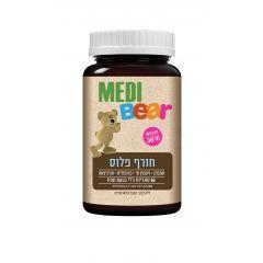 מדיבר חורף פלוס 60 סוכריות ג'לי MEDI Bear