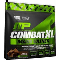 """אבקת גיינר קומבט XL שוקולד חמאת בוטנים 5.5 ק""""ג MusclePharm"""