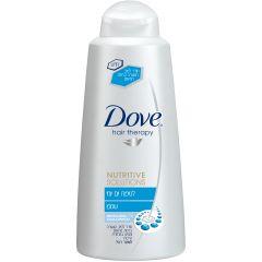 """שמפו לטיפוח יום יומי לשיער רגיל 600 מ""""ל DOVE"""