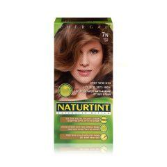 נטורטינט צבע לשיער 7G בלונד שקד מוזהב Naturtint