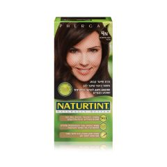 נטורטינט צבע לשיער 4M מהגוני ערמונים Naturtint