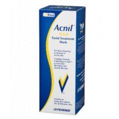 אקניל תרחיץ פנים טיפולי
