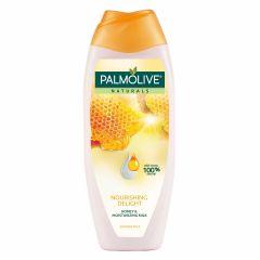 פלמוליב תחליב רחצה מזין חלב ודבש Palmolive