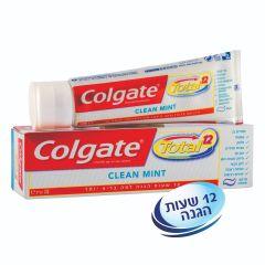 משחת שיניים טוטל קלין מינט קולגייט
