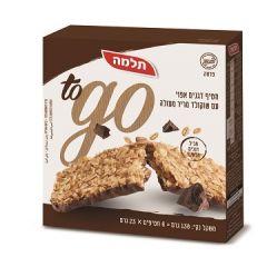 חטיף שוקולד מריר TOGO - תלמה