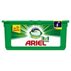 אריאל ג'ל לכביסה 31 קפסולות - ARIEL