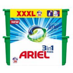אריאל קפסולות ג'ל לכביסה בניחוח לבנדר 56 קפסולות ARIEL 3 in 1