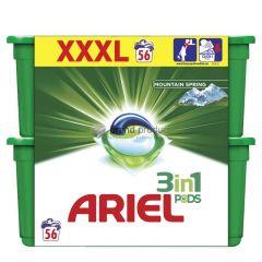 אריאל קפסולות ג'ל לכביסה 40 קפסולות ARIEL 3 in 1