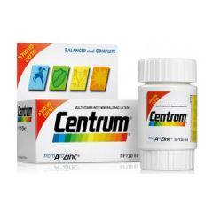צנטרום מולטי ויטמין 60 טבליות CENTRUM