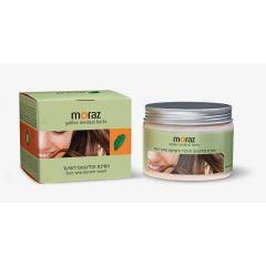 מסיכת פוליגונום לשיער לטיפול ושיקום שיער פגום מורז