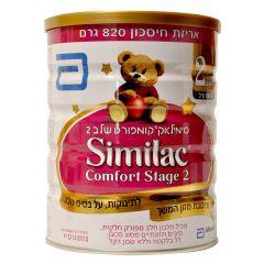 תרכובת מזון סימילאק קומפורט 6 - 12 חודשים שלב Similac Comfort Stage 2
