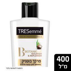 טרזמה בוטניק מרכך להזנה ולשיקום השיער TRESemme