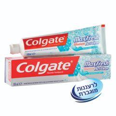 משחת שיניים מקס פרש אקטי קלין קולגייט Colgate