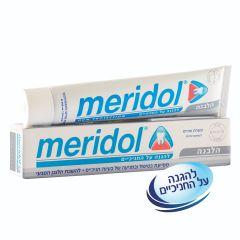 משחת שיניים להלבנה מרידול