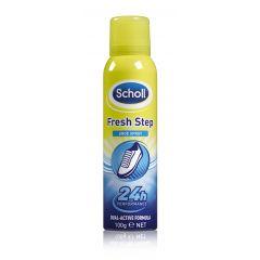 תרסיס מונע ריח לנעל Scholl Fresh Step