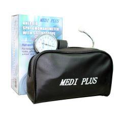 מד לחץ דם ידני לשימוש ביתי+סטטוסקופ