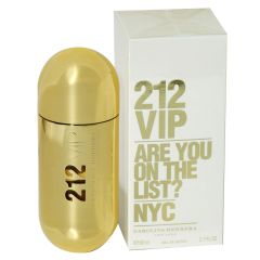 בושם לאישה Carolina Herrera 212 VIP 50 ML E.D.P