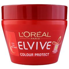מסכה לשיער צבוע  L'Oreal Elvive Color Protect