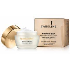 קרם יום רב תועלתי לעור בוגר +Careline Revival 55