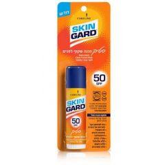 סקין גארד סטיק הגנה שקוף לפנים 50 SPF לעור בהיר במיוחד SKIN GARD