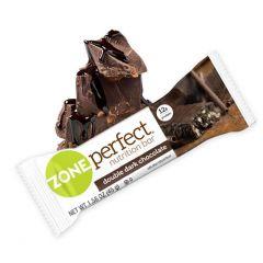 חטיף חלבון בטעם שוקולד מריר כפול ZONE perfect