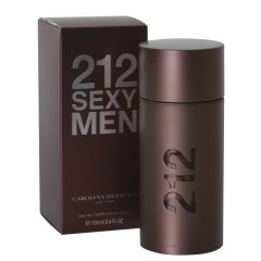 בושם לגבר Carolina Herrera 212 SEXY MEN 100 ML E.D.T