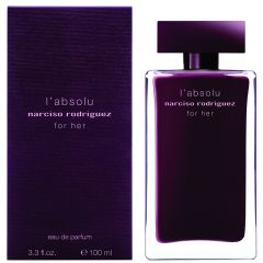 בושם לאישה נרסיסו Narciso Rodriguez l'absolu 100 ML E.D.P