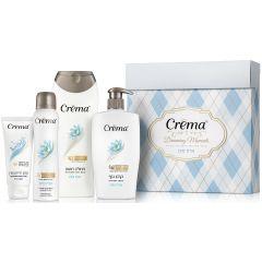 מארז פרח מים Crema