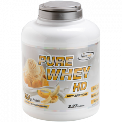 פיור ווי אבקת חלבון בטעם גלידת בננה Pure Whey HD