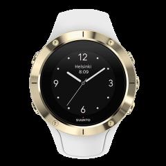 שעון כושר סונטו עם דופק מובנה SUUNTO 3 Spartan Trainer LE Gold
