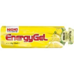 לימון - HIGH5 Energy Gel - Citrus
