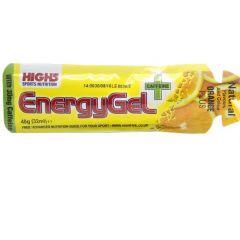 ג'ל אנרגיה HIGH5 תפוז קפאין