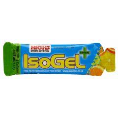 ISOGEL HIGH5 ג'ל לימון עם קפאין
